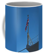 Jack On The Bow Coffee Mug