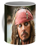 Jack Sparrow Coffee Mug