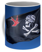 Jack Sparrow Pirate Skull Flag Coffee Mug