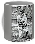 Jackie Robinson Painting Coffee Mug
