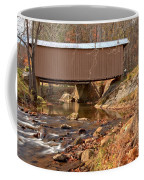 Jacks Creek Bridge Over Smith River Coffee Mug