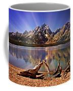 Jackson Lake Mt. Moran Coffee Mug