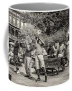 Jackson Square Jazz Sepia Coffee Mug