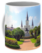 Jackson Square Coffee Mug