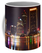 Jacksonville Aglow Coffee Mug