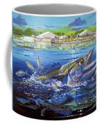 Jacksonville Kingfish Off0088 Coffee Mug