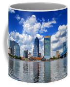 Jacksonville Skyline Coffee Mug