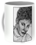 Jaclyn Smith In 1985 Coffee Mug by J McCombie