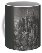 Jacob Goeth Into Egypt Coffee Mug