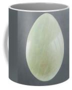Jade Egg, 2012 Acrylic On Canvas Coffee Mug