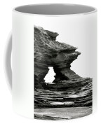 Jagged Edge Coffee Mug