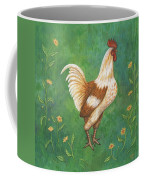 Jagger The Rooster Coffee Mug