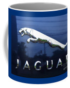 A Gift For Dads And Jaguar Fans Coffee Mug
