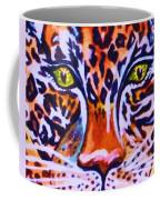 Jaguar Eyes-  Coffee Mug