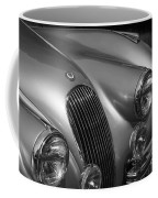Jaguar Xk 120 Coffee Mug