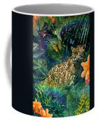 Jaguar Meadow Coffee Mug
