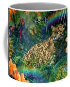 Jaguar Meadow  Variant 1 Coffee Mug