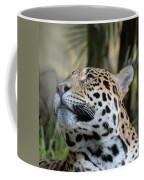 Jaguar Portrait Coffee Mug