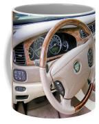 Jaguar S Type Interior Coffee Mug