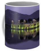 Jai Mahal Water Palace Coffee Mug