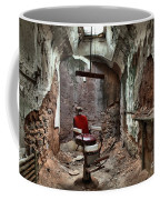 Jail Cell Barber Coffee Mug