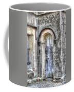 Jail Door Coffee Mug