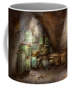 Jail - Eastern State Penitentiary - Cabinet Members  Coffee Mug