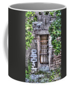 Jail Room Window Coffee Mug