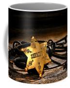 Jailer Tools Coffee Mug by Olivier Le Queinec
