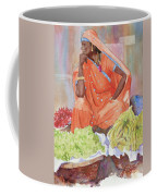 Jaipur Street Vendor Coffee Mug