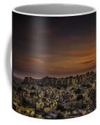 Jaisalmer Fort At Twilight Coffee Mug
