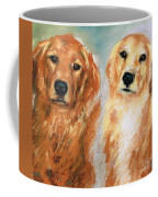 Henry And Jakie Coffee Mug