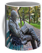 James Bradley Statue 9882 Coffee Mug