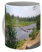 James Creek Pond Coffee Mug