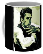James Dean Poster Art Coffee Mug