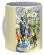 James Joyce Coffee Mug
