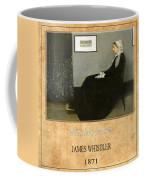 James Whistler 1 Coffee Mug