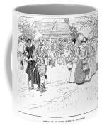 Jamestown Women, 1621 Coffee Mug