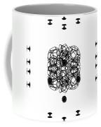 Jammer Asymmetrical Symmetry Coffee Mug