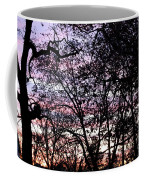 Jammer Cotton Candy Trees Coffee Mug