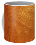 Jammer Tangerine Abstract Coffee Mug