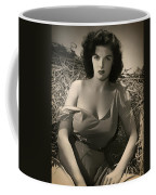 Jane Russell In The Outlaw Coffee Mug