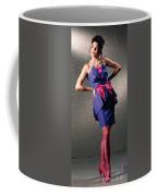 Janepinkbow-b Coffee Mug