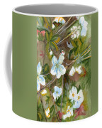 Jane's Apple Blossoms 1 Coffee Mug