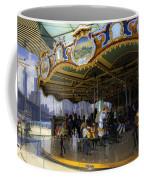 Jane's Carousel 1 In Dumbo Coffee Mug
