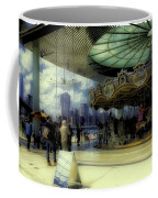 Jane's Carousel 3 In Dumbo Coffee Mug