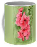 Jane's Flowers Coffee Mug