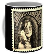 Janis Stamp In A Sepia Vibe Coffee Mug