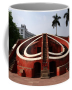 Jantar Mantar - New Delhi - India Coffee Mug