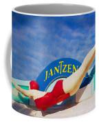 Jantzen Diver Coffee Mug